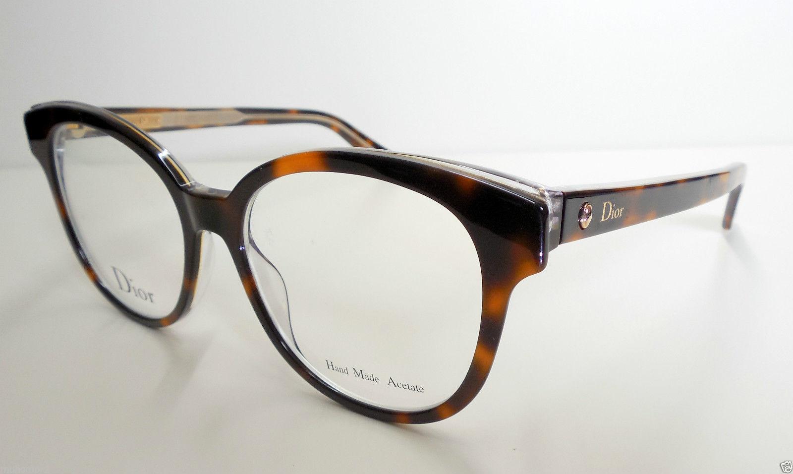 Neu Christian Dior Montaigne 01 G9Q Acetate and 50 similar items