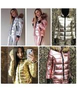 Silver Tracksuit Sport Suit Set Jacket Pants Skisuit Outwear Outfit Snow... - $249.00