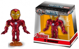 "Avengers Metalfigs Ironman M501 2.5"" Figure Jada Toys - $9.00"