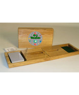 Number One Teacher Cribbage Board - $39.99