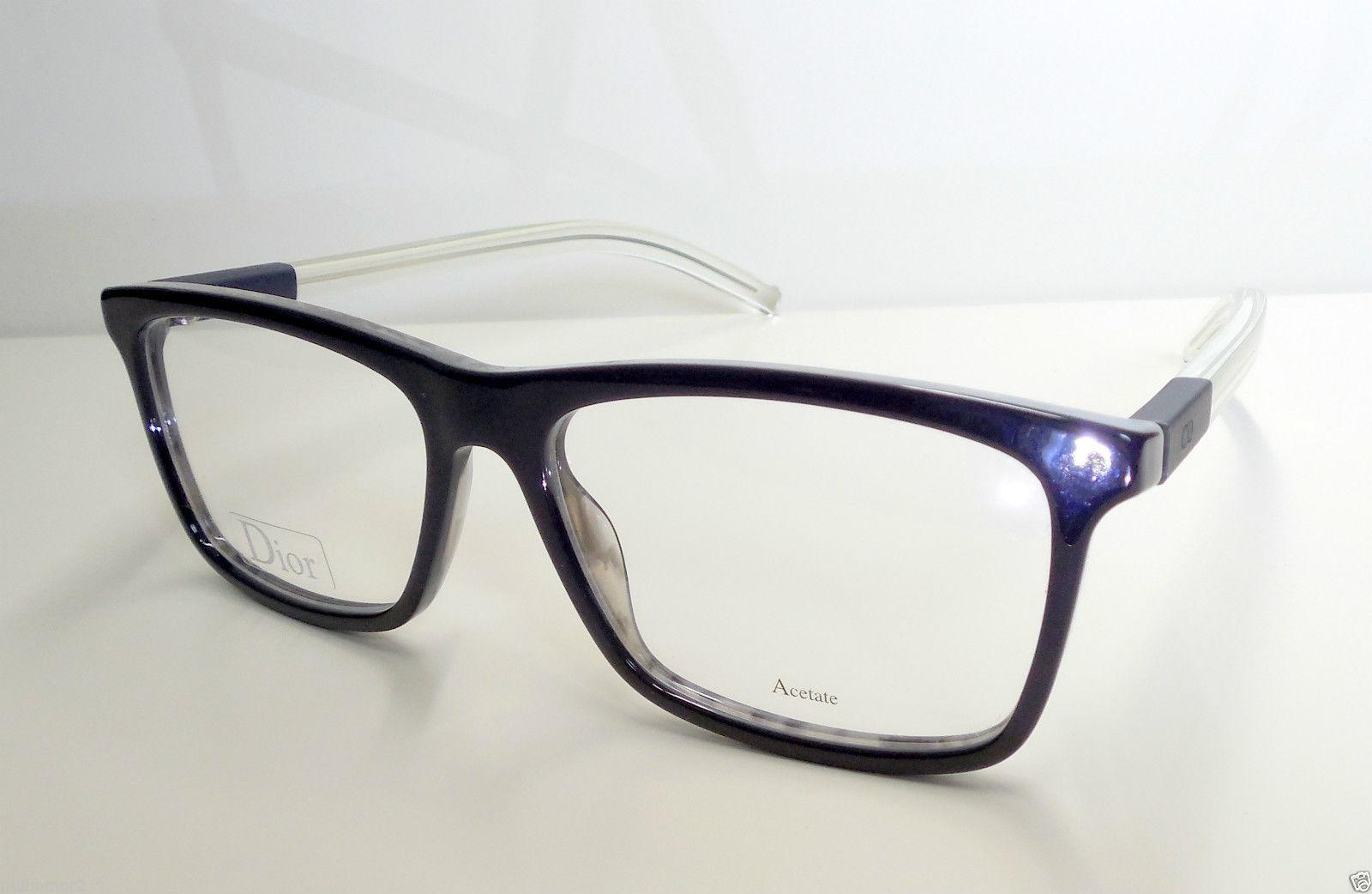 Neu Dior Homme Black Tie 215 Lmx 145 Optyl and 50 similar items