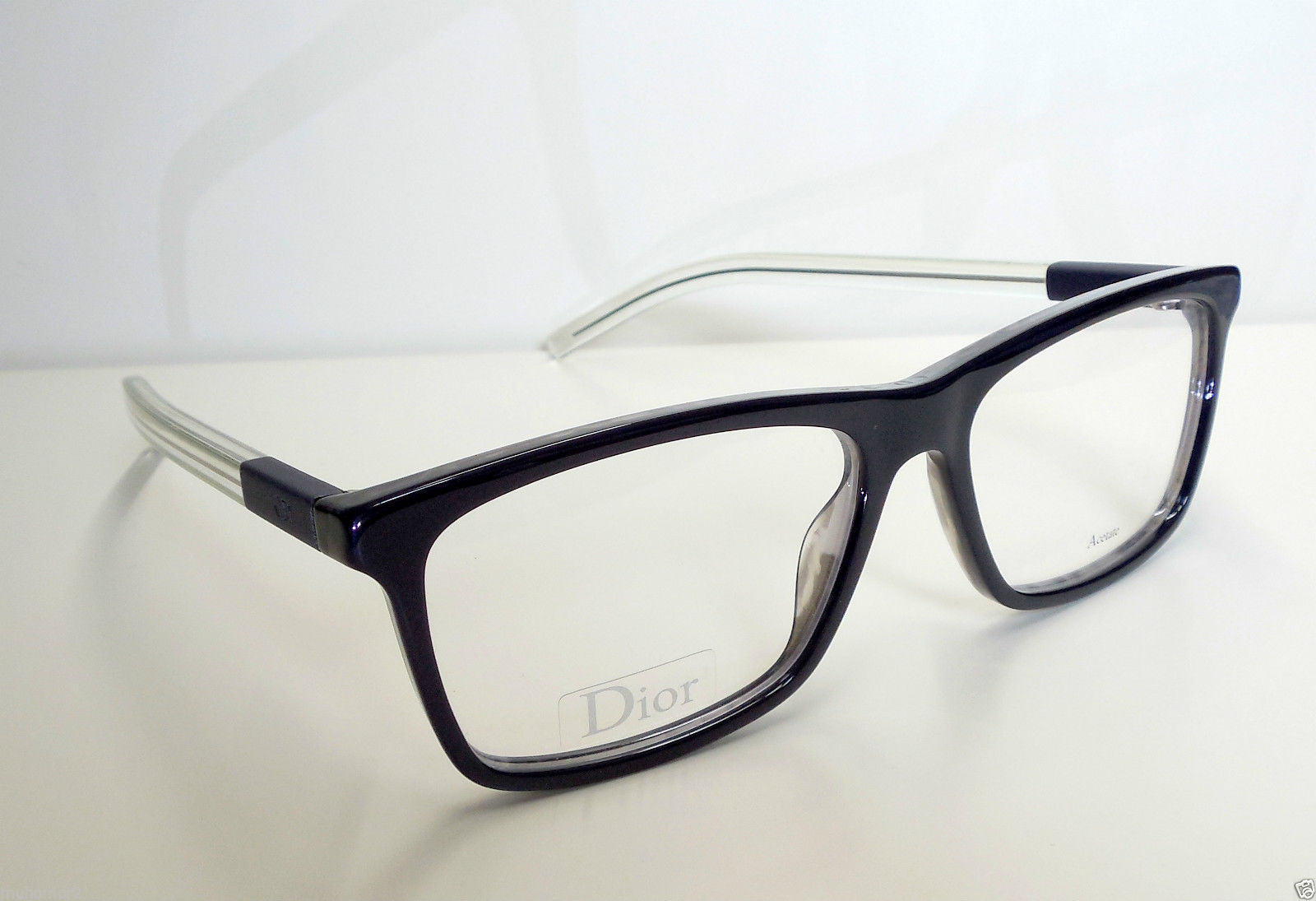 Neu Dior Homme Black Tie 215 Lmx 145 Optyl and 14 similar items