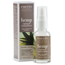 Cuccio Naturale Hemp Calming & Cooling Serum, 1 oz