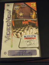 VideoNow Color Trading Spaces Boys vs. Girls 3 Disc Set (PVD, 2004) - $9.89