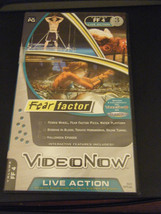 VideoNow Color Fear Factor 3 Disc Set (PVD, 2005) - $15.83