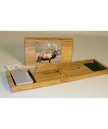 Elk Cribbage Board - $39.99