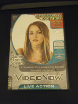 VideoNow Color or XP - A Weekend With Jamie Lynn Spears (PVD, 2005) - $12.86