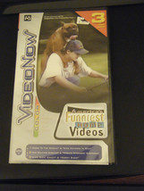 VideoNow Color America's Funniest Home Videos 3 Disc Set (PVD, 2004) - $14.84