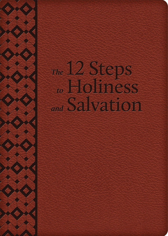 The 12 steps to holiness and salvation  ultrasoft  2629
