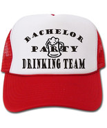 Bachelor Party Drinking Team Hat/Cap - $14.40