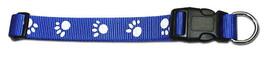 "PetSafe Compatible Replacement Nylon Reflective Paw Print Dog Collar - 3/4"" - $12.99"