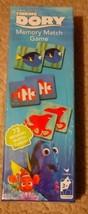 New Disney Pixar Finding Dory Memory Match Game... - $5.89