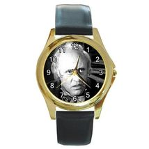 SCROOGE BAH HUMBUG CHRISTMAS GOLD-TONE WATCH 2 OTHER STYLES CHARM, SILVE... - $25.99