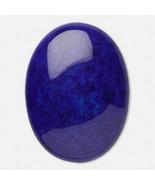 Mountain Jade, Lapis style blue, 40x30 mm, 30x40 cab - $6.00