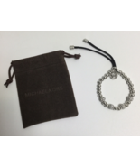 MK Brilliance Beaded Bracelet Silver - $19.99