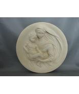 SANTANGELA COLLECTOR'S SCULPTURE PLATE Modanna Profectica - $8.99