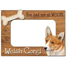 Welsh Corgi 3-D Wood Photo Frame - $14.95
