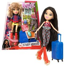 MGA Year 2015 Bratz Study Abroad Series 10 Inch Doll Set - JADE to Russi... - $32.99
