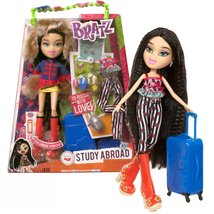 MGA Year 2015 Bratz Study Abroad Series 10 Inch Doll Set - JADE to Russi... - $34.99