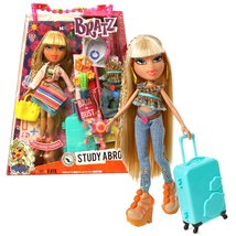 MGA Year 2015 Bratz Study Abroad Series 10 Inch Doll Set - RAYA to Mexic... - $32.99