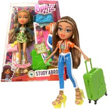 MGA Year 2015 Bratz Study Abroad Series 10 Inch Doll Set - YASMIN to Bra... - $32.99
