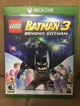 Xbox One: Lego Batman: Beyond Gotham Game! FREE SHIPPING!! - $35.00