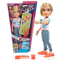 MGA Year 2015 Bratz Hello My Name Is Series 10 Inch Doll Set - The Blaze... - $21.99