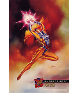 1995 Fleer Ultra X-Men Ultraprints (Full set of 10) - $59.99