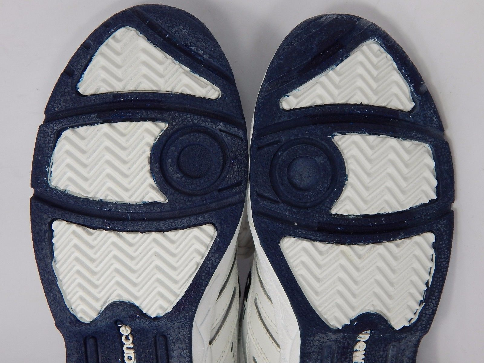 New Balance 525 Women's Tennis Court Shoes Size US 7 M (B) EU 37.5 White WCT525