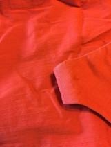 J.Crew Little Orange Women Dress Sz 2 P Mini Skirt Pinafore Sleeveless  Cotton image 6