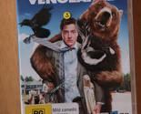 FURRY VENGEANCE starring Brendan Fraser (DVD, 2011) -  Pre Owned VGC (Box D16)