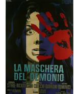 "Black Sunday - Barbara Steele (Italian) - Movie Poster Framed Picture 11""x14"" - £24.90 GBP"