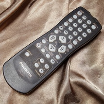 Panasonic VCR/TV Remote Control RC1123707/00 - $7.99
