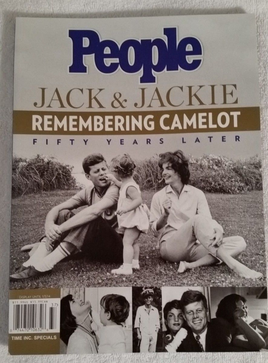 People Jack & Jackie Remembering Camelot Fifty Years Later (2013) - $9.74