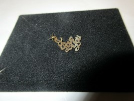 "Costume Jewelry , Pin , ""I LOVE YOU"" , 1"" x1"" - $12.00"
