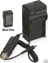 Charger For Panasonic DMC-FS62 DMCFS62 DMC-FT1 DMCFX65S DMCFX65V DMCFX65W - $12.83