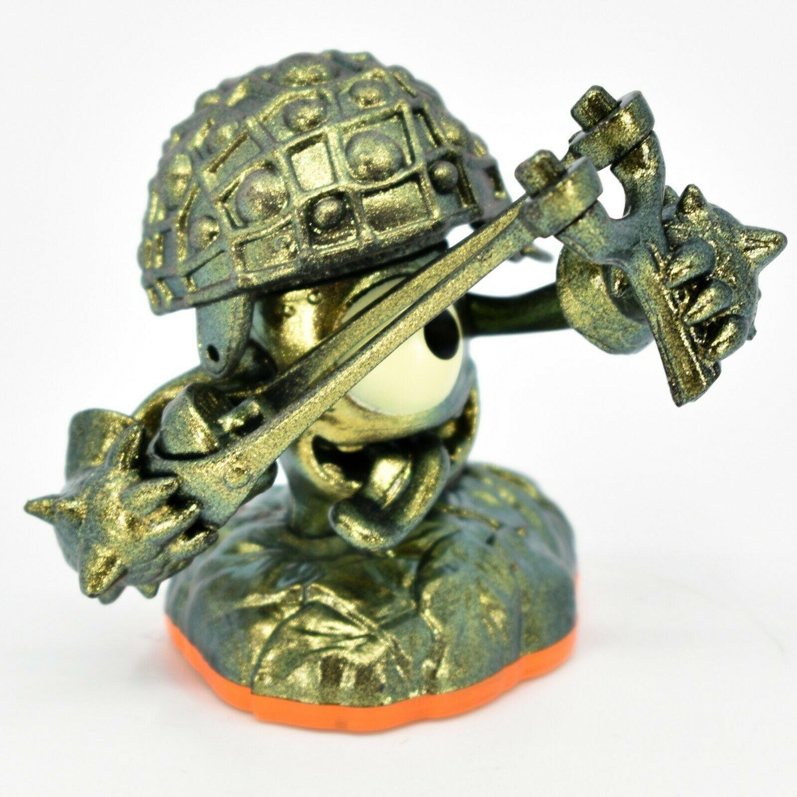 Activision Skylanders Giants Metallic Green Shroomboom Life Character Loose