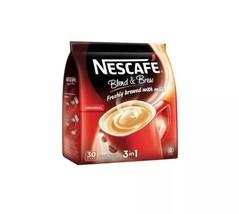 Nescafe Blend & Brew Original 3 in 1 Instant Co... - $24.75