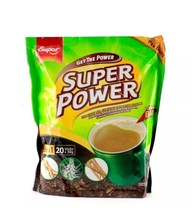 Super Power 6 in 1 Tongkat Ali Ginseng Misai Kucing Instant Coffee 20s x... - $16.83