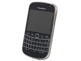 BlackBerry Bold 9900 - 8GB - Black (Unlocked) Smartphone - $48.94