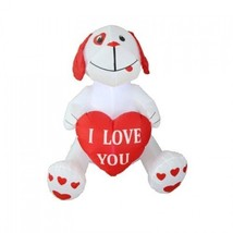 Valentines Day Decorations Inflatables Gift Lighted Heart Indoor Outdoor... - £54.83 GBP