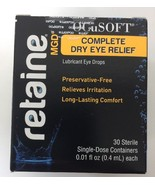 (New) OCuSOFT Retaine MGD Emulsion, 30 Single-Dose Containers - $23.75