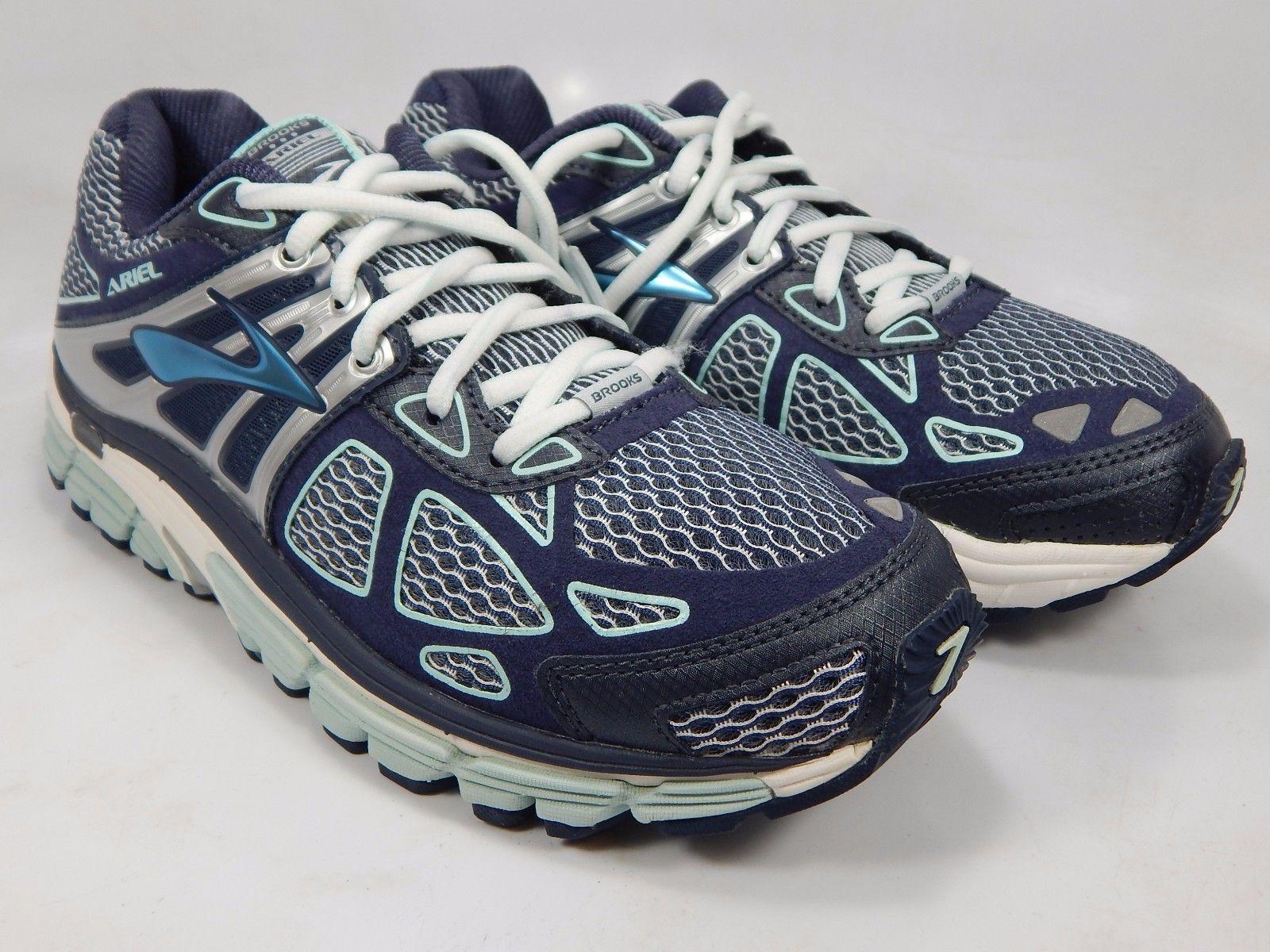2f51fccd59f Brooks Ariel 14 Women s Running Shoes Size US 8 M (B) EU 39 Blue 1201641B399