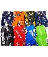 NFL Sheer Infinity Scarf Choice of Teams Licensed - $9.99
