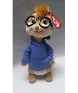 Ty Simon Beanie Babies Baby Alvin Chipmunks Tag... - $29.97
