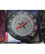 NFL Dallas Cowboys Thermometer NIB - $44.95