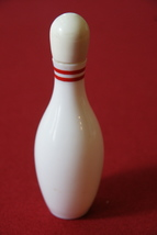 AVON Bowling Pin After Shave Bottle - $11.00