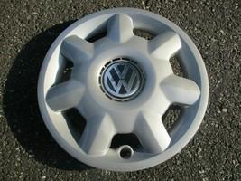One factory 1998 1999 Volkswagen Golf 14 inch hubcap wheel cover - $37.05