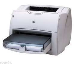 HP LaserJet 1300N Network Standard Monochrome Laser Printer - Refurbished - $177.21