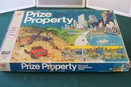 Prize Property Game Milton Bradley 1974 Complete - $26.00